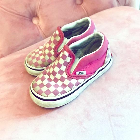 baby girl vans shoes